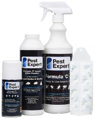 Carpet Moth Killer Kit - Standard (Pest Expert Products)
